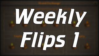 Weekly Flips 1 | Series Idea?