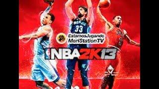 Estamos Jugando 2x08: NBA 2K13 con Daimiel