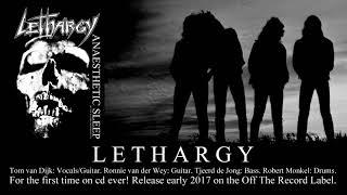 Lethargy   Anaesthetic Sleep  Thrash Speed Doom Metal  Live 1988
