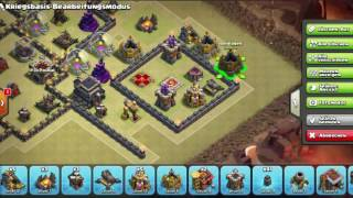 ★Clash of Clans | Town Hall 9 Anti 3 Star War Base★