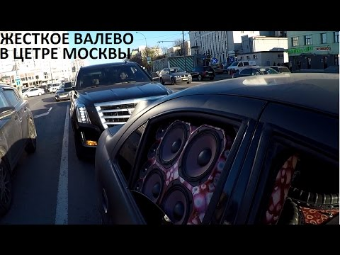 Lowbassbrothers поставил весь центр Москвы на уши.