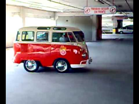 Mini Kombi Garagem Hot 53