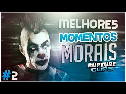#2 MORAIS: TWITCH MELHORES MOMENTOS