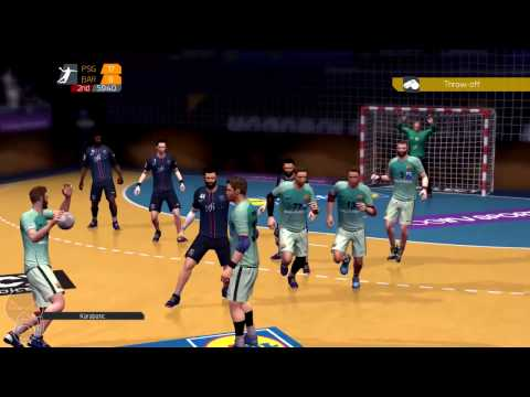 Handball 17 | PC Gameplay | 1080p HD