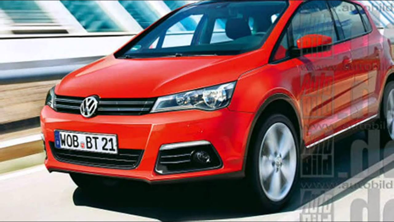 Preview New 2016 Volkswagen Polo Suv Baby Tiguan