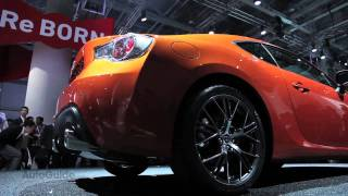2013 Toyota 86 Reveal - Tokyo Motor Show 2011