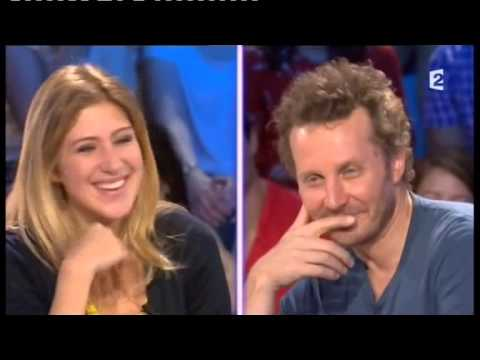 Sinclair & Amanda Sthers - On n'est pas couché 1er octobre 2011 #ONPC