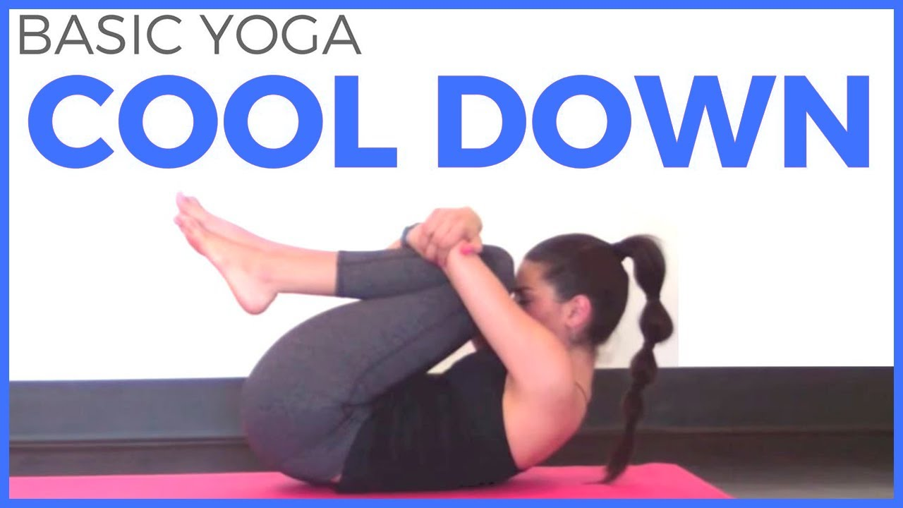 32 minute Basic Yoga Cool Down  Post Workout Yoga with Sarah Beth Yoga