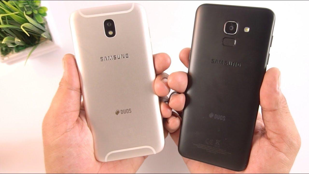 Samsung Galaxy J6 Vs Galaxy J5 Pro Camera Speed Test Urdu Hindi
