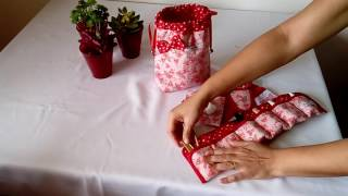 Ateliê Bia Bag Porta Manicure