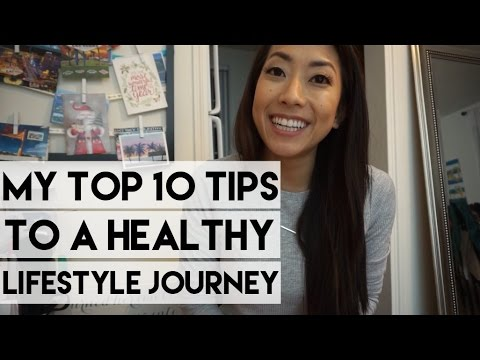 10 Tips to a Successful Healthy & Fit Lifestyle Journey
