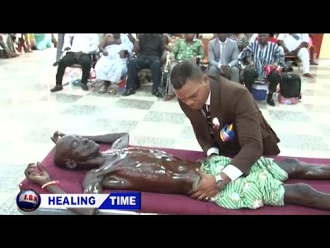 ANGEL OBINIM MIRACULOUSLY RESURRECT DEAD MAN INSTANTLY