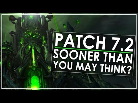 The Release of Patch 7.2: Sooner Than We Think? + Legendary Item Overhaul
