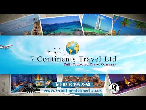 TVC 7 continents Travel