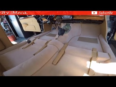 1962 Jaguar  Full Interior Restoration | classic car restoration - Auto upholstery.