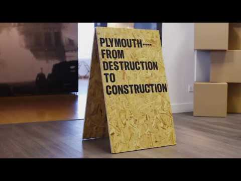 'Plymouth - From Destruction to Construction' and Community Hub