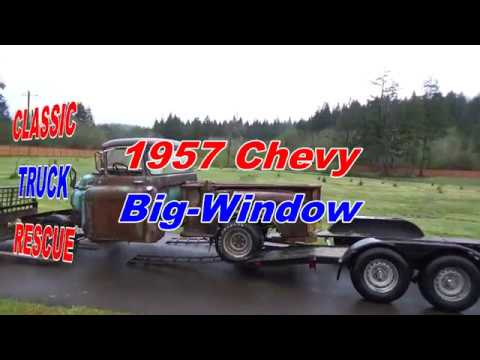 1957 Chevy Big-Window Rescue (CTR 113)