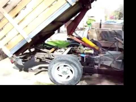 F150 Dump Truck Conversion Youtube