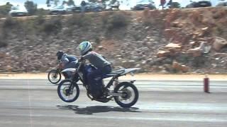Yamaha Dt125 r athena 170 Ricky By Baracing Arranques Em Fatima