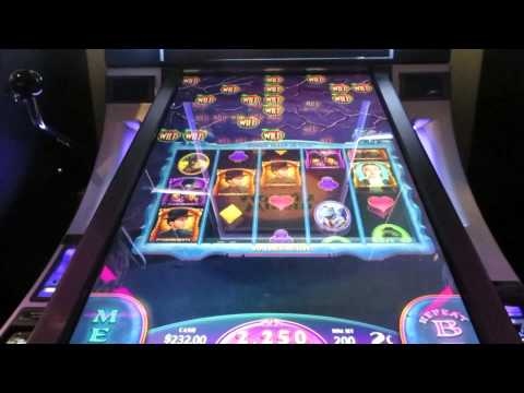 WMS - Wizard of Oz - Haunted Forest Collection including MAX BET play!