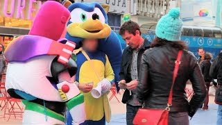 Time Square Photo Scam