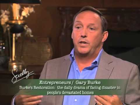 Gary Burke is interviewed by Robert Scully of The World Show : The Dobson Series