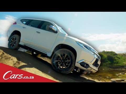 New Mitsubishi Pajero Sport Review - The new off-road King?