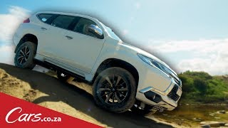 Video New Mitsubishi Pajero Sport Review - The new off-road King? download MP3, 3GP, MP4, WEBM, AVI, FLV Maret 2018