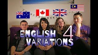 English Variations (Part 4)