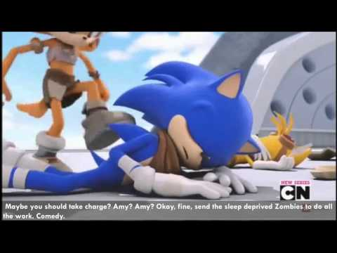 Identity crisis, Sonic Boom characters dissected