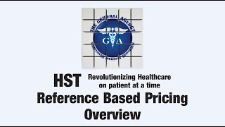 HST Group Health Insurance - Referenced Based Pricing