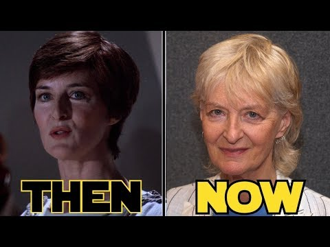 What The Cast of 'Return of the Jedi' Look Like Today (Then and Now #8)