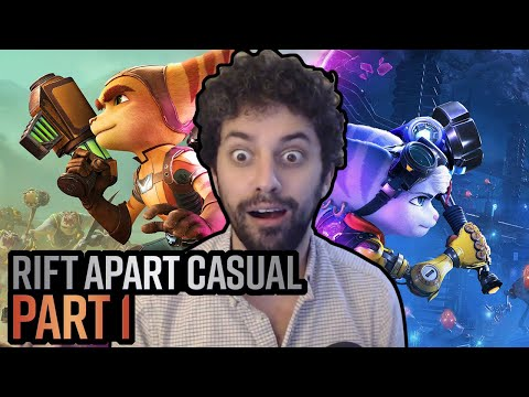 Download Ratchet & Clank Rift Apart First Casual Playthrough   Part 1