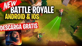 ¡¡UN NUEVO BATTLE ROYALE DIFERENTE para ANDROID & IOS!! | THE LAST STAND | MattsinLife