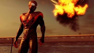 The Amazing Spider-Man 2 - Ultimate Comics Spider-Man Free Roam Gameplay