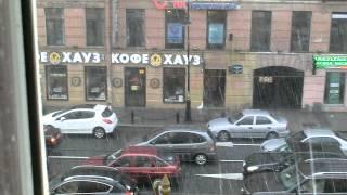 Питер последний день и..дождь....летний дождь.....08.07.2011