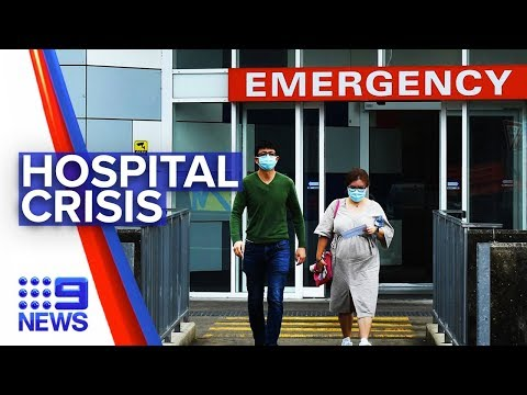 Coronavirus: Frantic Calls To Save Private Hospitals Closures | Nine News Australia