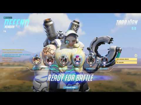 Overwatch PTR: Ranked #2900+