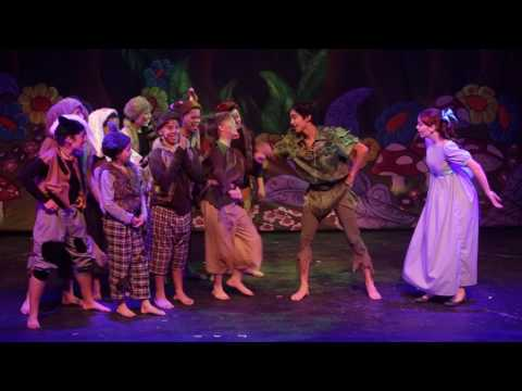 PETER PAN: A NEW MUSICAL 2017 trailer - LifeHouse Theater