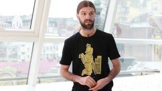 Дизайнер Саша Каневский о благотворительности и современном искусстве
