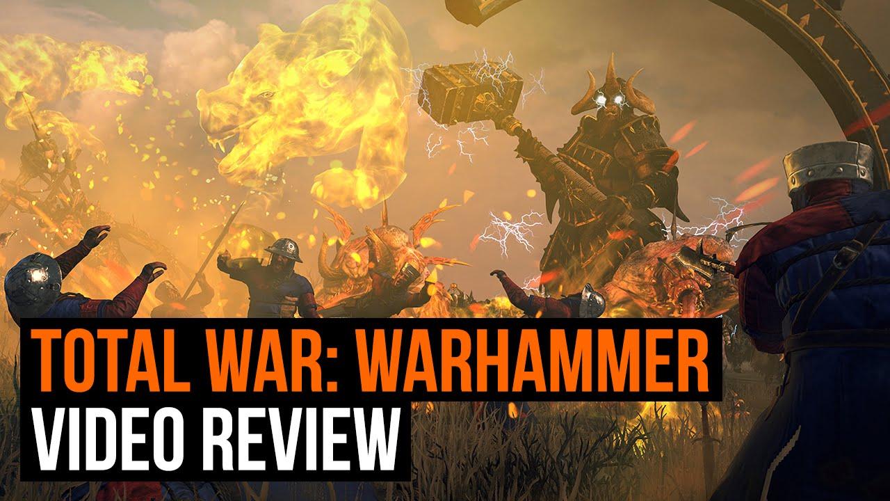Total War: Warhammer review   GamesRadar+