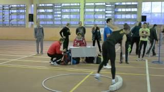 Ядро Мужчины Чемпионат области 15 01 2014