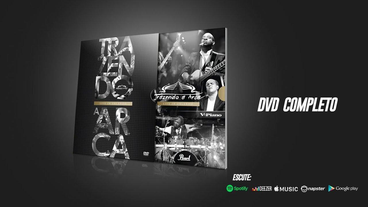 BAIXAR IN ORLANDO LIVE A DVD TRAZENDO ARCA