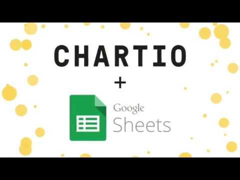 Chartio for Google Sheets