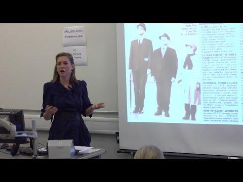 Food Thinkers: Lauren Blake