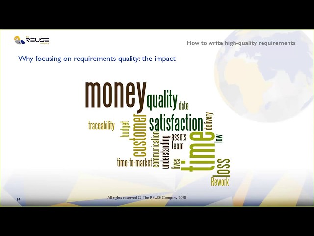 How to write high-quality requirements 2