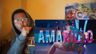 J Balvin - Amarillo/ Twerk Challenge/ Nastya Nass | Reaction