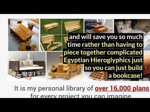 Free Diy Woodworking Projects