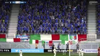 """FIFA 15 (PS4/ONE) [ITA - HD] - Guida trofeo/obiettivo """"Legnata!"""""""