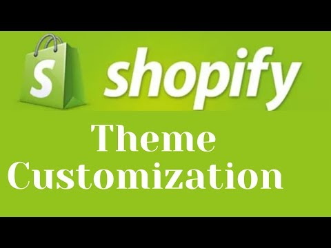 How to Customize Shopify Theme | Shopify in Bangla Tutorial | Part-4 thumbnail